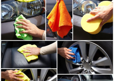 35507987 - car polishing
